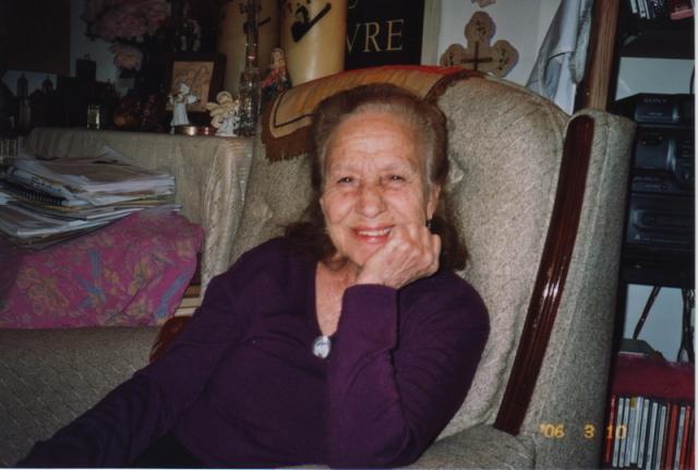 Doña Rosario Ibarra de Piedra 2006